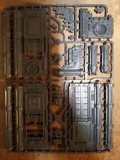 40k terrain. Sector Mechanicus: walls and pillars