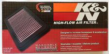 K&N 33-2281 High-Flow Air Filter For Toyota Tacoma Tundra 4Runner FJ 4.0L V6