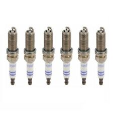 Set of 6 Volvo S40 S60 V70 V50 C70 C30 2004 2005-2013 Bosch Spark Plug 30751806