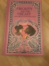 Beauty And The Beast And Other Classic Fairy Tales (BEAUTIFUL COVER!!!)