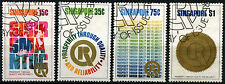 Singapore 1973 SG#189-192 Prosperity Used Set #D34872