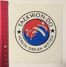 ADESIVI/Sticker: Taekwon-Do-Verein uragano Witten (160316189)