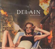 DELAIN - APOCALYPSE & CHILL (2020) Symphonic Gothic Metal CD Digipak+FREE GIFT