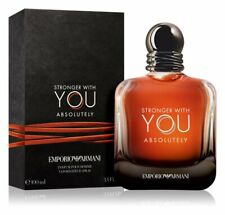 GIORGIO ARMANI STRONGER WITH YOU ABSOLUTELY PARFUM 100 ML PRODUKT