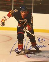 Ian Laperriere St. Louis Blues Signed Autographed 8x10 NHL Hockey Photo Picture