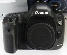 Canon EOS 5D Mark III Full Frame Digital SLR Boxed - ST35380 - Fault