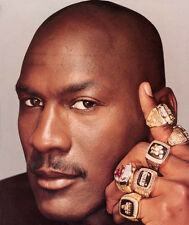 Michael Jordan UNSIGNED photo - D1177 - American professional basketball player