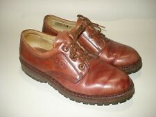 SCARPA ASOLO LEATHER SHOES VIBRAM SOLE SIZE EU 43 MADE IN ITALY FREE POSTAGE