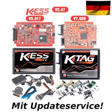 Chiptuning KESS V2 RED Master V5.017 + KTAG V7.020 / OBD2 Tuning ECU Programmer.