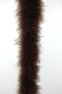 """THIN MARABOU Feather BOA Top Quality 15 Gram/72"""" MANY COLORS (Halloween/Costume)"""