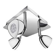 OSRAM CALYX TRIPLE SPOT LED-Deckenleuchte 15W 970 Lumen warmweiss 2700K Chrom