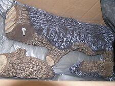 New old stock Travis Industries Lopi 96900116 564 Ho Ember-Fyre Burner Log Set