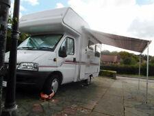 Diesel 2003 Campervans & Motorhomes with Immobiliser
