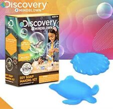 NEW Discovery DIY Soap Making Kit STEM Science Tech Eng. Experiment 🐚 🐢