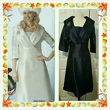 Women's Lily & Taylor  Blue Dress Style 9062 Size 6