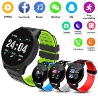 119Plus Montre Intelligente Bracelet Connectées Smart Watch Fitness Sport BR