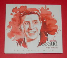 Gilbert Becaud - Le siecle d'or - (Digipak) -- 2er-CD / Chanson