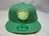 New Era 59fifty Detroit Pistons Color Prism Pack BRAND NEW Fitted cap hat green