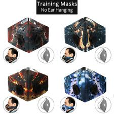 Running Mask Cardio Workout Fitness Respirator Breathing Training Cycling Masks