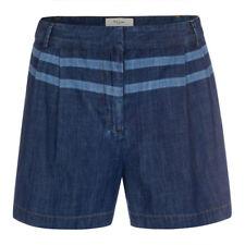 Paul Smith Chambray Denim Women's Shorts Size 12 UK 44 EU