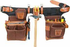 Occidental Leather 9855 Adjust-to-Fit FatLip Tool Belt Set - Cafe / IN STOCK