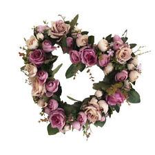 Artificial Rose Flower Garland Front Lintel Door Wreath Flowers Garland
