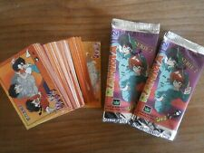 Set 44/45 Cartes - RANMA 1/2 - Trading Puzzle Cards (Serie 2) - Due Emme