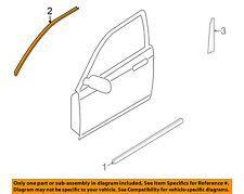 MAZDA OEM 09-13 6 Front Door-Upper Molding Trim Left GS3R50985C