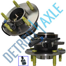 Set of (2) NEW Front Driver and Passenger Wheel Hub and Bearing Assembly w/ABS