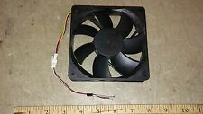 7HH91 CASE FAN, 12VDC 240MA, 120X120X25MM, TESTS GOOD, VERY GOOD CONDITION