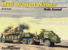 2ss27025/Squadron Signal-Walk Around 25-m26 Dragon Wagon-Libretto di tabulazione