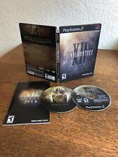 Ps2 Final Fantasy XII Collectors Edition Steel Case