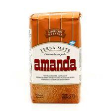 Amanda Yerba Mate Traditional Tea Orange Flavour 500g - REDUCED to Clear