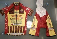completo ciclismo estivo taglia L KEIT + antivento