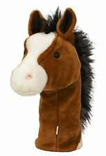 Horse Golf Animal Headcover Driver Head Cover Daphnes Golf Club Cover