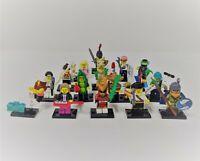 71027 LEGO Minifigures Series 20 Blind Bag Brand NEW SEALED - CHOOSE ONE