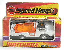 Matchbox Lesney Speed Kings K-41 Fuzz Buggy 'Police' Car * MIB *