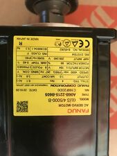 New Installed Never Used Fanuc Servo Motor A06B 2215-B605 Cheapest On Ebay