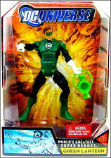 DC UNIVERSE GREEN LANTERN WAVE 3 GRUNDY FIGURE! MOC!