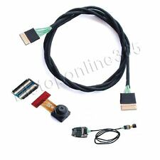 "25"" (63.5cm) Lens Extension Cable and Lens A Module for 808 #16HD Car Key Camera"
