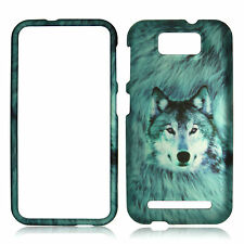 Siberian Husky Wolf Case for Blu Studio 5.5 D610A D610i Phone Cover .,