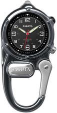 Dakota Mini Clip Microlight Watch Knife 3810-6 Black aluminum casing with integr