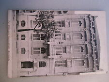 Ansichtskarte Karlsruhe  Dr. Ellingers Augenklinik Jugendstil Haus 1912