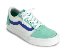 Vans Ward Lo Women's Tri-Tone Low Top Sneaker Shoes