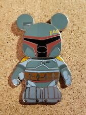 Disney Pin - Jumbo Vinylmation- Star Wars Boba Fett - LE 1000