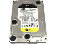 "WD Re WD1003FBYZ 1TB 7200RPM 64MB Cache SATA 6.0Gb/s 3.5"" Enterprise Hard Drive"