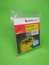 Original Agfa ersetzt Epson T1295 bk,c,m,y (T1291 -T1294) OVP