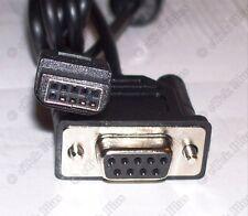 x1 DB9 Serial Cable for HP 49G 38G 39G + CD (HP49G/HP38G, HP Calculator) - USA