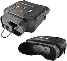 Nightfox 100 V Widescreen Digital Night Vision Infrared Binoculars - Black