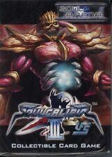 UFS CCG Soul Calibur III Soul Arena Str Deck Abyss MINT